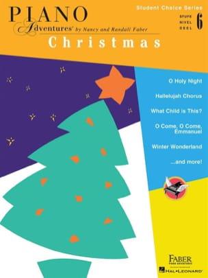 Piano Adventures - Christmas. Volume 6 laflutedepan