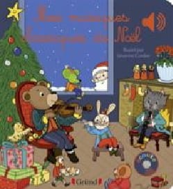 Mes musiques classiques de Noël Émilie COLLET Livre laflutedepan
