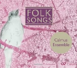 Folk Songs. CD - Partition - Chœur - laflutedepan.com