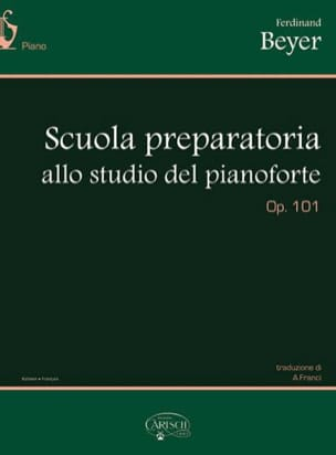 Ferdinand Beyer - Scuola preparatoria Opus 101 - Sheet Music - di-arezzo.co.uk