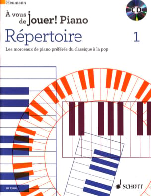 Hans-Günter Heumann - Directory - Your turn to play Volume 1 - Sheet Music - di-arezzo.co.uk