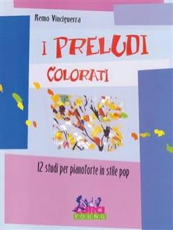 Remo Vinciguerra - I Preludi Colorati - Sheet Music - di-arezzo.com