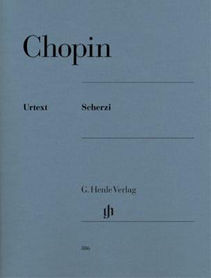 Scherzi CHOPIN Partition Piano - laflutedepan