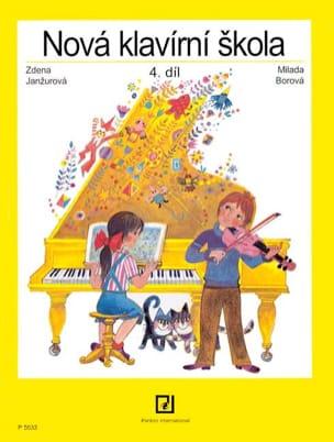 Nová klavírní Skola. Volume 4 laflutedepan