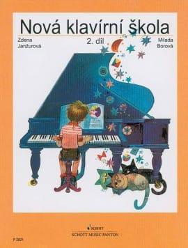 Nova klavirni Skola. Volume 2 - laflutedepan.com