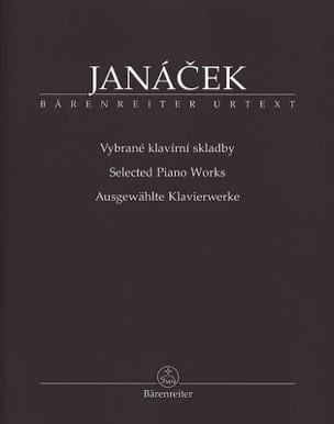 Leos Janacek - Ausgewählte Klavierwerke - Partition - di-arezzo.co.uk
