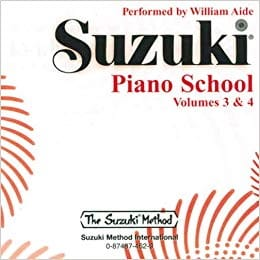 Suzuki - Suzuki Piano School Vol.3 - 4 - Sheet Music - di-arezzo.com