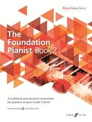 MARSHALL Karen / BLACKWELL David - The Foundation Pianist Book 2 - Partition - di-arezzo.fr