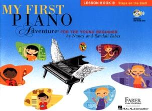 My First Piano Adventure. Book B Nancy & Randall Faber laflutedepan