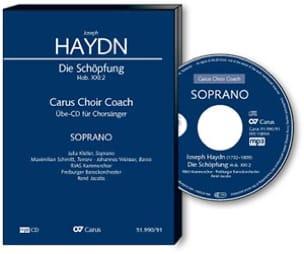HAYDN - Die Schöpfung Hob 21-2. Alto CD - Sheet Music - di-arezzo.com