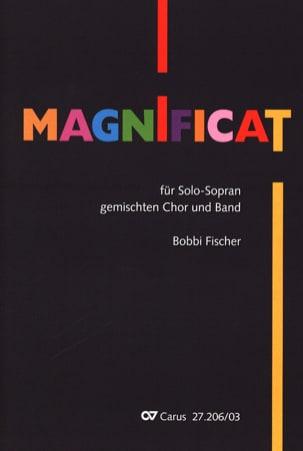 Magnificat - Bobbi Fischer - Partition - Chœur - laflutedepan.com