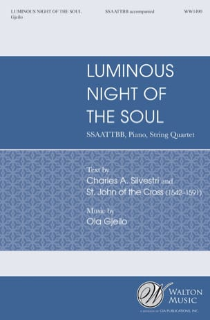 Ola Gjeilo - Luminous Night of the Soul - Sheet Music - di-arezzo.com