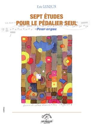 7 Etudes pour le pédalier seul Opus 42 - laflutedepan.com