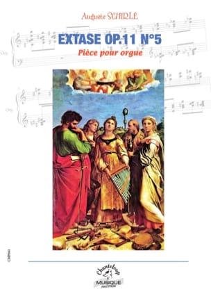Extase Opus 11 n° 5 - Auguste Schirlé - Partition - laflutedepan.com
