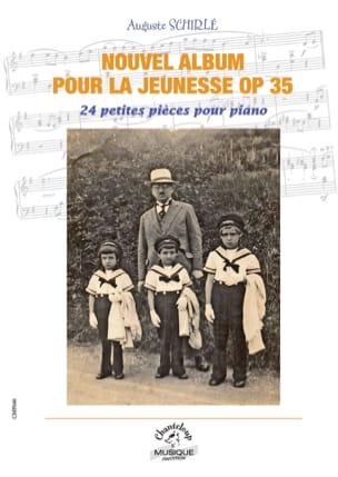 Nouvel Album pour la Jeunesse Opus 35 - laflutedepan.com