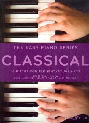 - The Easy Piano Series: Classical - Sheet Music - di-arezzo.co.uk