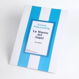 La Muerte Del Angel - Astor Piazzolla - Partition - laflutedepan.com