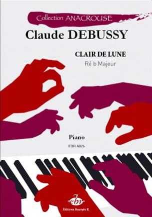 DEBUSSY - Clair de Lune - Partition - di-arezzo.fr