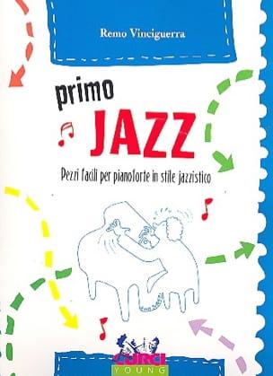 Remo Vinciguerra - Primo Jazz - Sheet Music - di-arezzo.com
