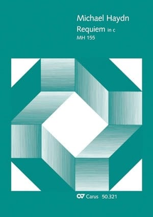 Requiem En Ut Mineur Mh 155. XL Format - laflutedepan.com