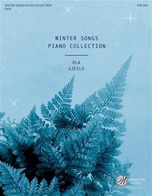 Ola Gjeilo - Winter Songs - Partition - di-arezzo.fr