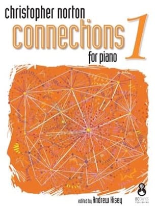 Christopher Norton - Connections for Piano 1 - Partition - di-arezzo.fr
