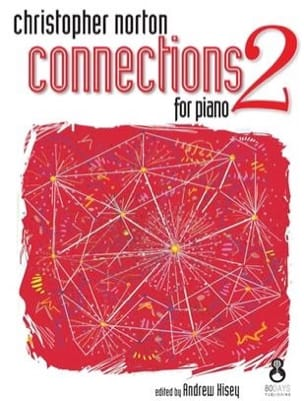 Christopher Norton - Connections for Piano 2 - Partition - di-arezzo.fr