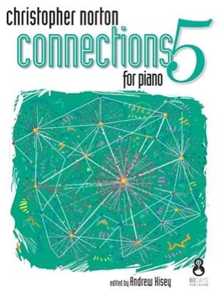Christopher Norton - Connections for Piano 5 - Partition - di-arezzo.fr