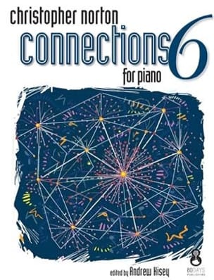 Christopher Norton - Connections for Piano 6 - Partition - di-arezzo.fr