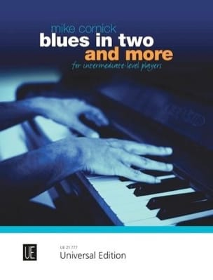 Mike Cornick - Blues in two and more - Sheet Music - di-arezzo.com