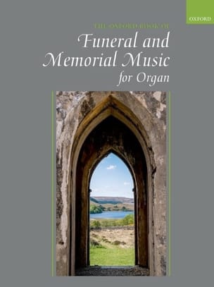 - The Oxford Book of Funeral and Memorial Music for Organ - Sheet Music - di-arezzo.com