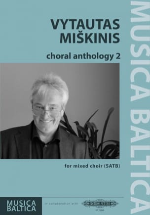 Choral Anthology. Volume 2 Vytautas Miskinis Partition laflutedepan