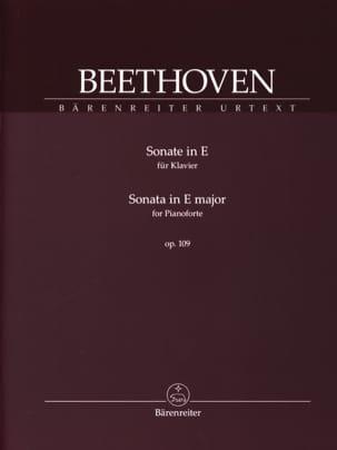 BEETHOVEN - Sonata No. 30 in E major Opus 109 - Sheet Music - di-arezzo.co.uk