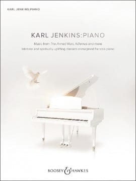 Karl Jenkins - Piano - Sheet Music - di-arezzo.com