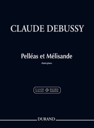 DEBUSSY - Pelleas and Melisande - Sheet Music - di-arezzo.com