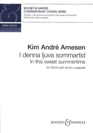 I denna ljuva sommartid Kim André Arnesen Partition laflutedepan