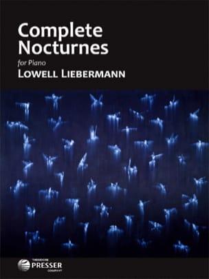 Complete Nocturnes - Lowell Liebermann - Partition - laflutedepan.com
