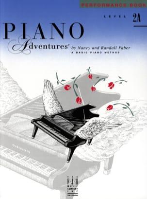 Piano Adventures Level 2A. Performance Book laflutedepan