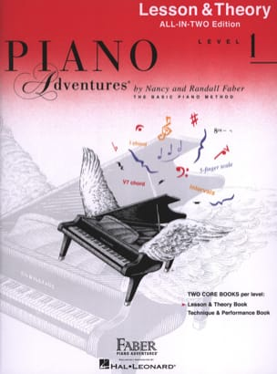 Nancy Faber - Piano Adventures All in Two. Level 1 - Sheet Music - di-arezzo.co.uk