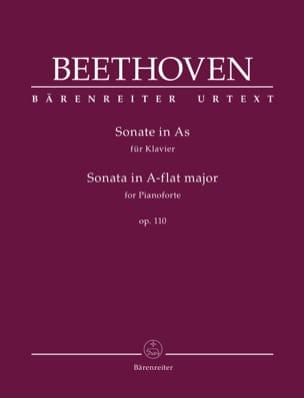 Sonate pour Piano n° 31 en la bémol majeur Opus 110 - laflutedepan.com