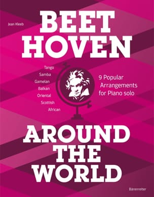 Jean Kleeb - Beethoven Around the World - Partition - di-arezzo.co.uk