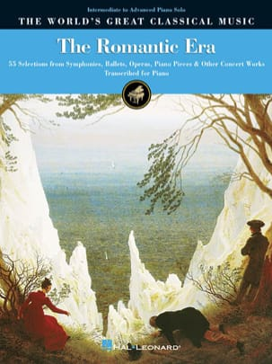 The Romantic Era Partition Piano - laflutedepan