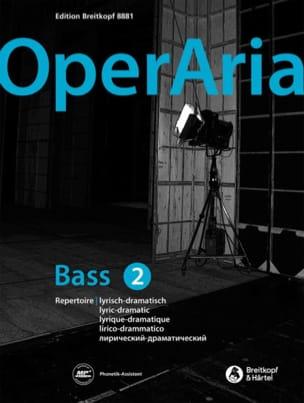 - OperAria Bass - Volume 2 - Sheet Music - di-arezzo.com