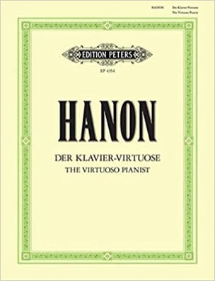 Charles-Louis Hanon - El virtuoso pianista - Partitura - di-arezzo.es