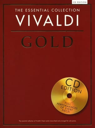 The Essential Collection - Vivald Gold VIVALDI Partition laflutedepan