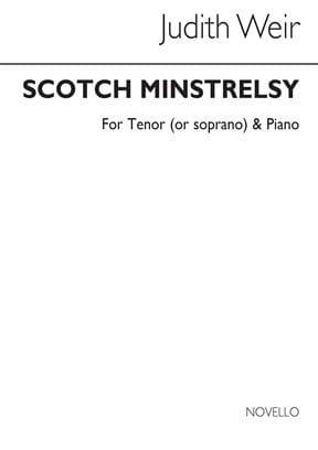 Judith Weir - Scotch Minstrelsy - Sheet Music - di-arezzo.co.uk