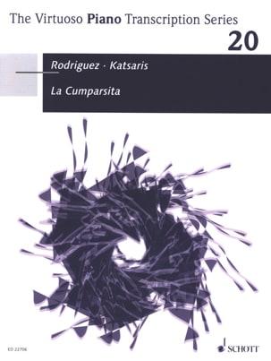 RODRIGUEZ / KATSARIS - The cumparsita - Sheet Music - di-arezzo.com
