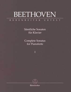 Intégrale des Sonates pour piano. 3 Volumes laflutedepan