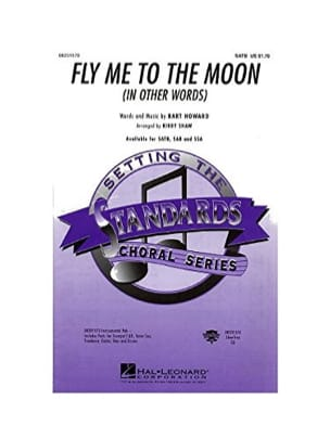 Fly me to the moon (in other words) - Bart Howard - laflutedepan.com