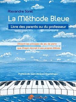 La Méthode Bleue - Livre Professeur - laflutedepan.com